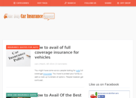 insurancerateforcars.net