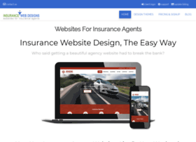 insurancewebdesigns.com