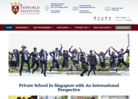 insworld.edu.sg