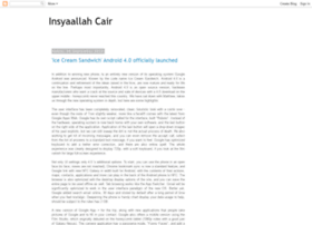 insyaallahcair.blogspot.co.uk