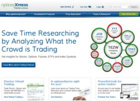 int.optionsxpress.com