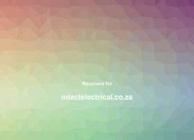 intactelectrical.co.za