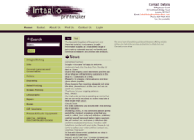intaglioprintmaker.com