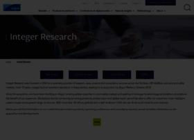 integer-research.com