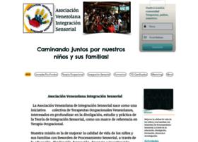 integracionsensorialvenezuela.com