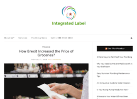 integrated-label.co.uk