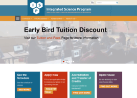 integratedscienceprogram.com