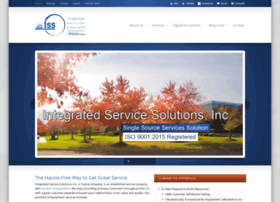 integratedservicesolutions.com