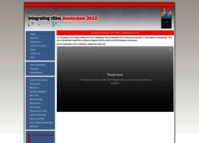 integratingcities2012.eu