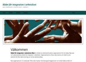 integrationiarbetslivet.se