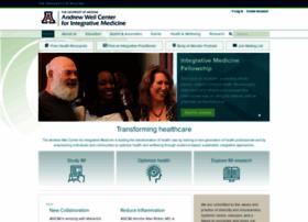 integrativemedicine.arizona.edu