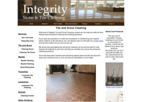 integrity-tile-and-grout-cleaning.com