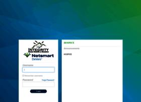 integrityhospice.devero.com