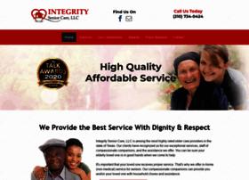 integrityseniorcare.com