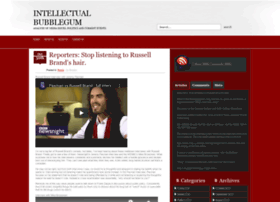 intellectualbubblegum.com
