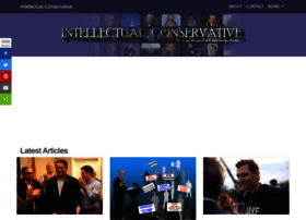 intellectualconservative.com