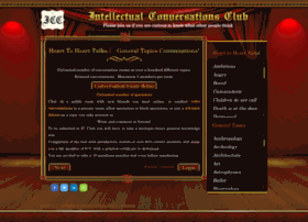 intellectualconversations.com