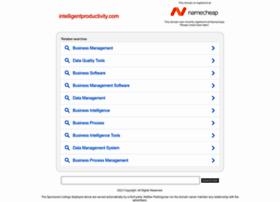 intelligentproductivity.com