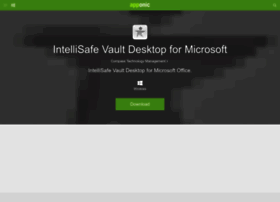 intellisafe-vault-desktop-for-microsoft.apponic.com