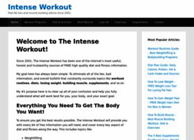 Intense-workout.com