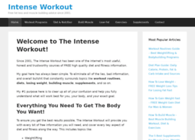 intense-workout.com