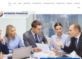 intensivefinancialservice.com