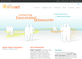 interact.webstandards.org