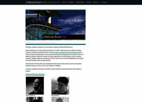 interaction09.ixda.org