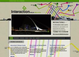 interaction12.ixda.org