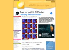 interactive.0800-horoscope.com