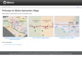 interactive.metro.net