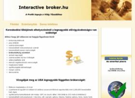 interactivebroker.hu