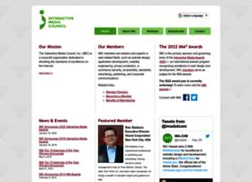 interactivemediacouncil.org