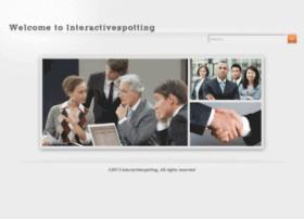 interactivespotting.com