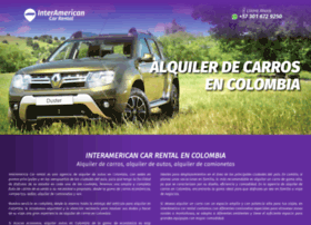 interamerican-car-rental.com