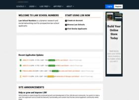 interamerican.lawschoolnumbers.com