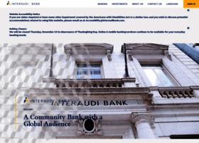 interaudibank.com