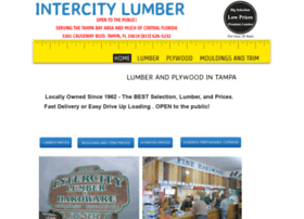 intercitylumber.com