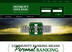 intercitystatebank.com