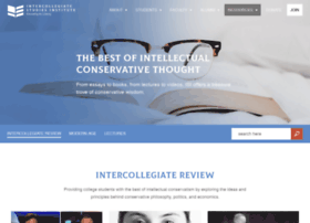 intercollegiatereview.com