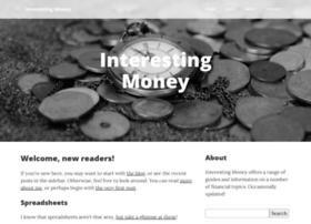 interestingmoney.com