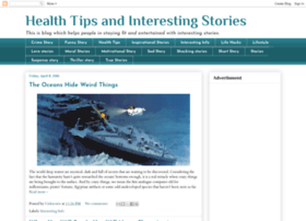 interestingstoriesandhealthtips.blogspot.in
