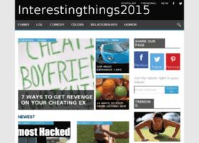 interestingthings2015.net