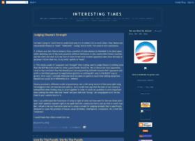 interestingtimes.blogspot.in
