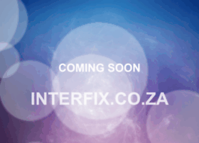 interfix.co.za