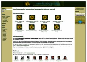 interhomeopathy.org