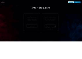 interiores.com