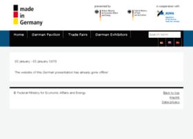 interlight.german-pavilion.com