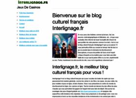 interlignage.fr