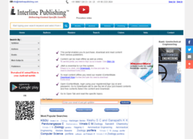 interlinepublishing.com